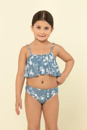 biquini infantil conjunto crianca estampa mardu